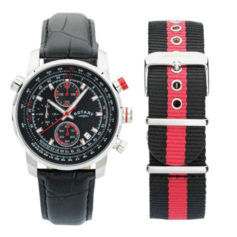 buy rotary mens interchangeable leather at