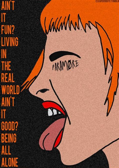 ain t it fun paramore ain t it fun paramore music pinterest paramore