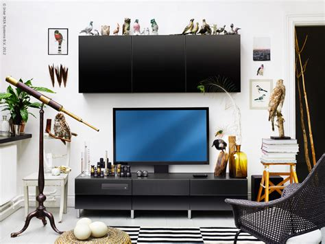 living room packages with free tv ikea redesigns the home entertainment system zdnet