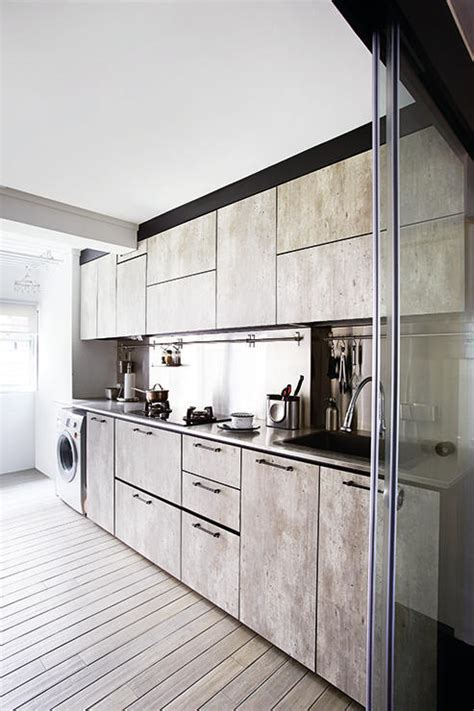 practical  elegant kitchens home decor singapore