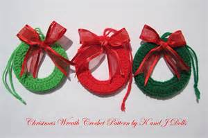 free crochet christmas ornament patterns crochet for