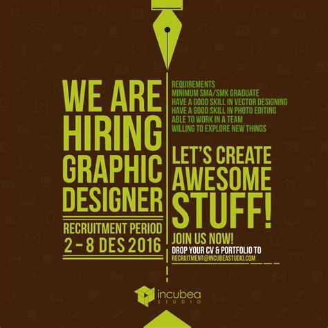 lowongan kerja desain grafis 2015 terbaru lowongan desain grafis tokopresentasi com jasa desain