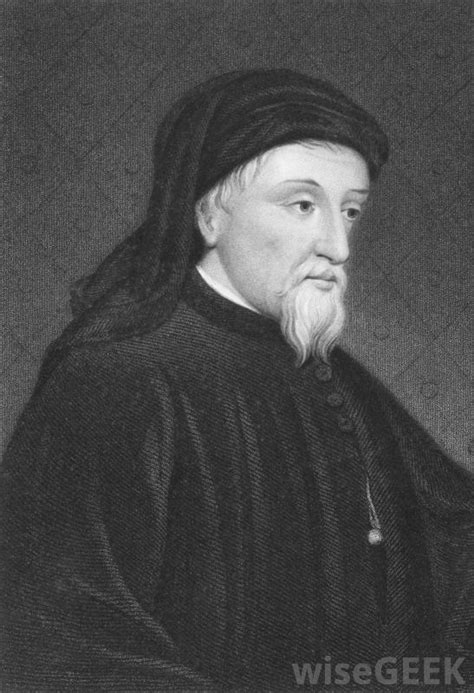 biography of geoffrey chaucer chaucer geoffrey biography