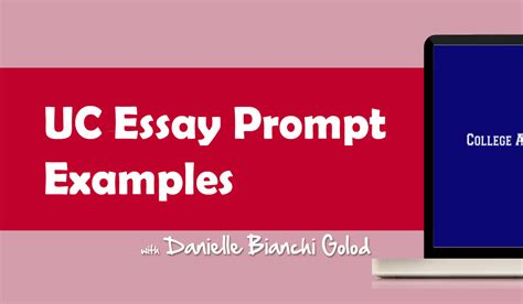 Uc Berkeley Mba Admission Essays by Uc Personal Statement Prompt 1
