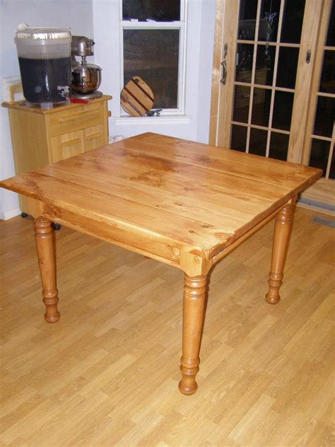 Knotty Pine Kitchen Table Contemporary Appeal Of Husky Farm Dining Table Legs Osborne Wood