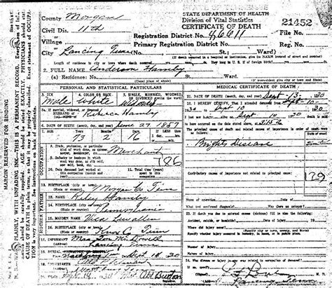 New Jersey Vital Records Birth Certificate New Jersey Birth Certificate Record Marriage Html