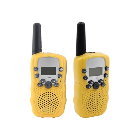 Walkie Talkie Led Light 1 drop shipping portable led light walkie talkie with