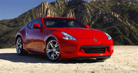 red nissan sports car nissan 370z the affordable sports car