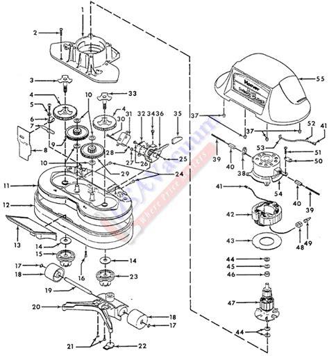 Floor Buffer Parts by Floor Machine Parts List Gurus Floor