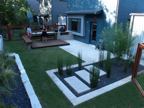 Concrete Patio Ideas For Small Backyards Gartengestaltung Ideen 75 Romantische Und Kreative