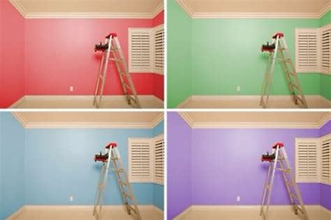 interior wall paint color shades bedroom inspiration