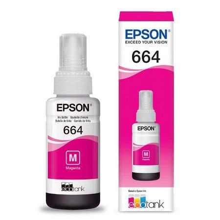 Toner Epson L110 tinta epson l110 l455 l300 t664320 ecotank magenta