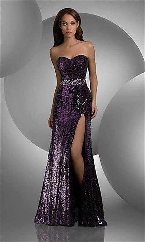 Bj Side Line Dress Purple 29 best shimmer by bari images on prom