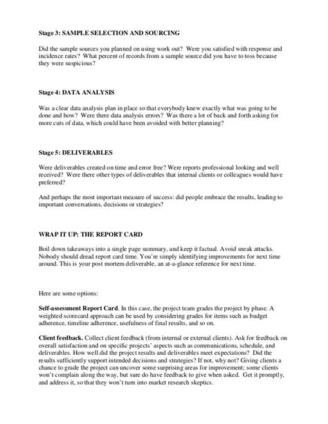 post mortem report template event post mortem report template best free home design idea inspiration