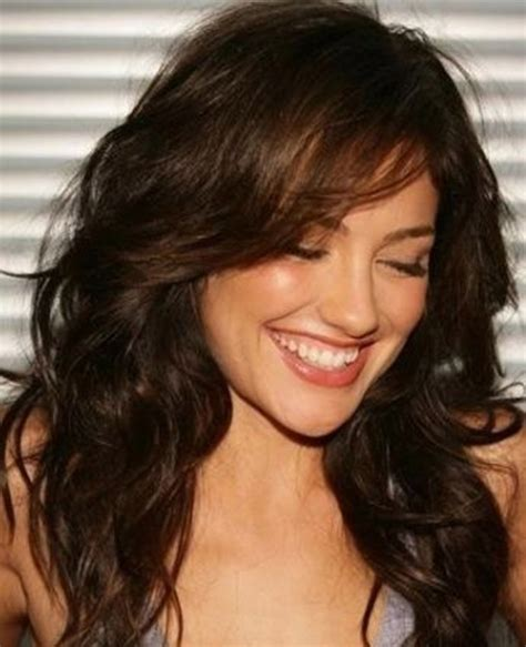 hairstyles for long voluminous hair 20 superb layered hairstyles for long hair