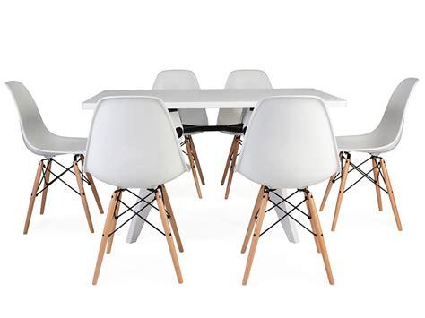 tavola con sedie tavola prouv 233 con 6 sedie