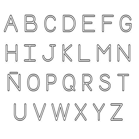 letras grandes para imprimir related keywords suggestions letras abecedario para colorear e imprimir dibujo de letras del