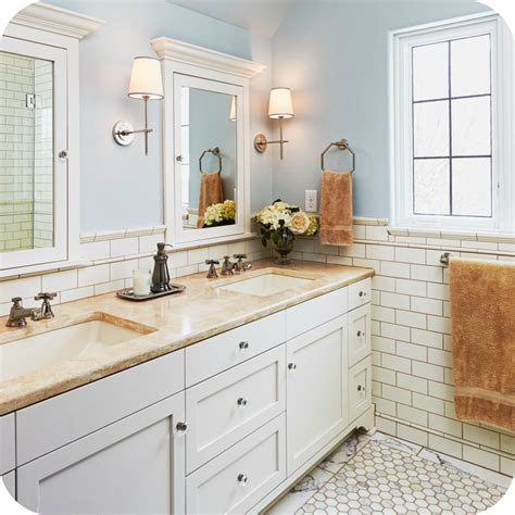 Bathrooms With Subway Tile Ideas by Bathroom Remodel Ideas What S In 2015