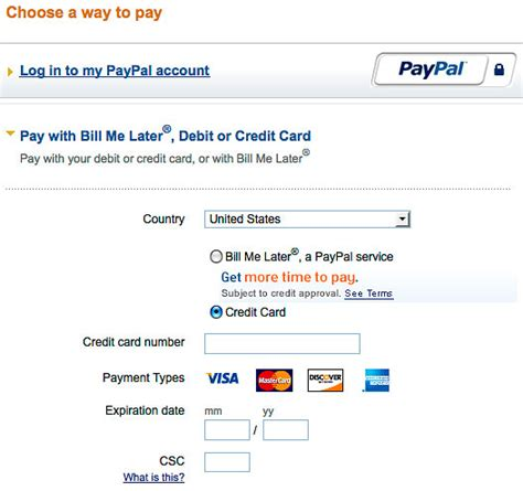 Paying Your Way Into The And The City by Paying Into Someones Paypal Account From A Normal Bank
