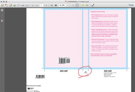 Formatting Your Paperback Cover For Create Space And Ingramspark A Quick Guide To Do It Right Ingram Sparks Cover Template