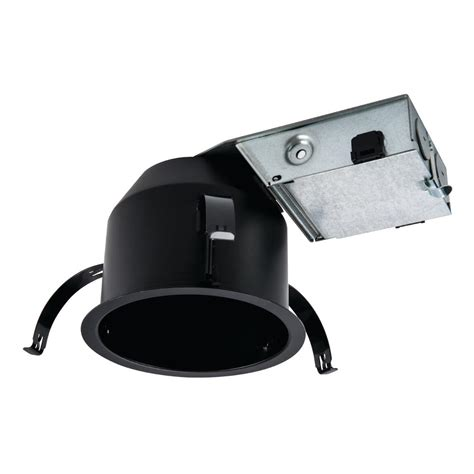 halo 4 in led remodel recessed lighting housing halo h245 4 in aluminum led recessed light housing for