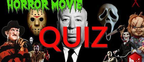 horror film quiz book film tv archives roll the dice
