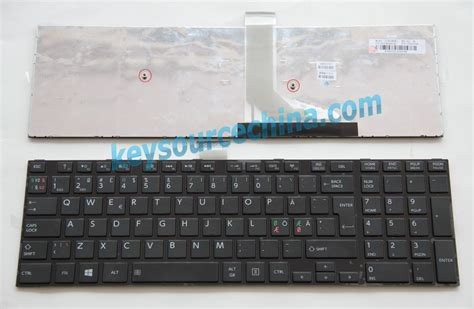 Keyboard Laptop Toshiba Satellite L600 L630 L640 L64 Limited toshiba nordic laptop keyboards nordic and hungarian