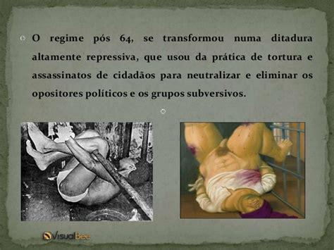 A Ditadura A Ditadura Militar E A Educacao No Brasil Revisado