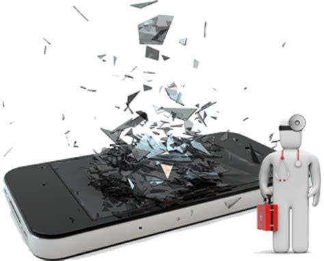 how to repair broken glass iphone broken glass repair smartphone screen repair