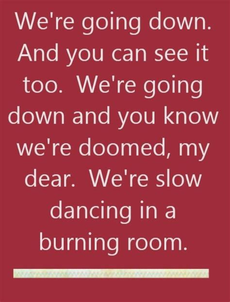 lyrics to in a burning room 17 best ideas about on the notebook the notebook and