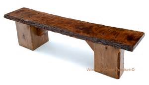 slab bench live edge bench wood bench barn