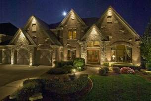 design house exterior lighting house down lighting outdoor accents lighting home home