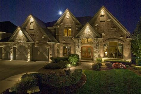 exterior home lighting design house down lighting outdoor accents lighting home home