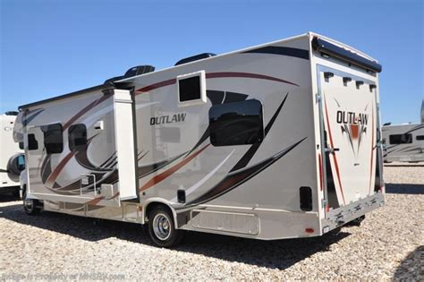 2017 Thor Motor Coach RV Outlaw 29H Toy Hauler Class C RV for Sale W/2 A/Cs for Sale in Alvarado