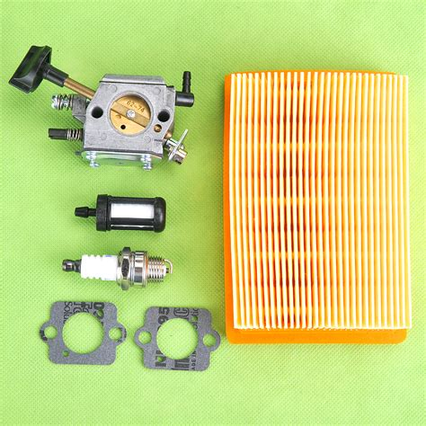 carburetor carb air filter tune up kit fit stihl br380