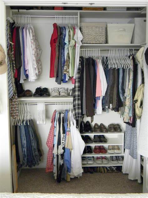 Small Organized Closet by Bedroom Magnificent Small Closet Space Ideas For Best