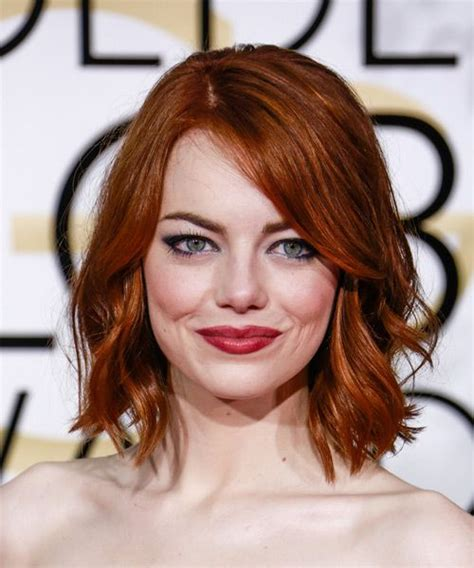 emma stone face shape 1000 images about celebrity hairstyles on pinterest