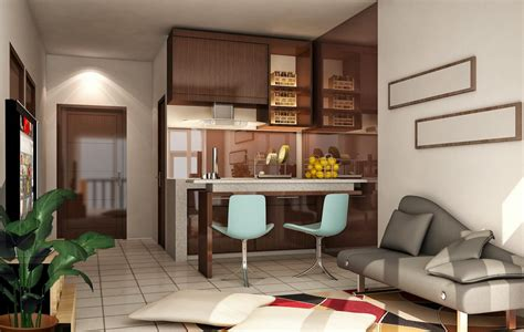 contoh gambar desain ruangan minimalis berbagai ukuran  gaya  unik desain rumah perumahan