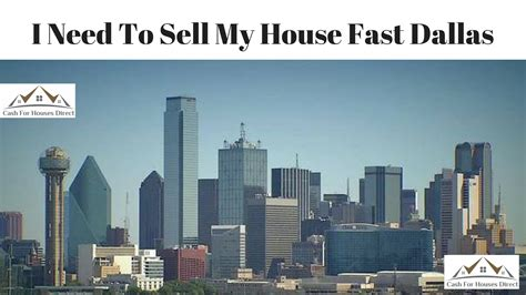 need to sell my house how to sell your house dallas sell without repair or cleanup