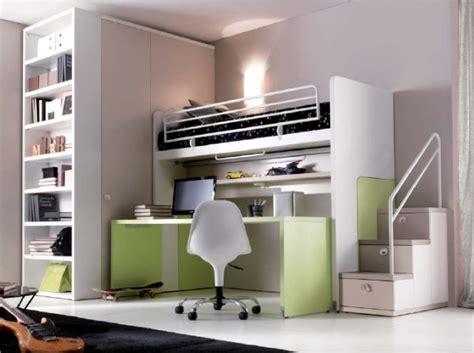 letto con scrivania sotto letto sotto scrivania sopra ispirazione di design per la
