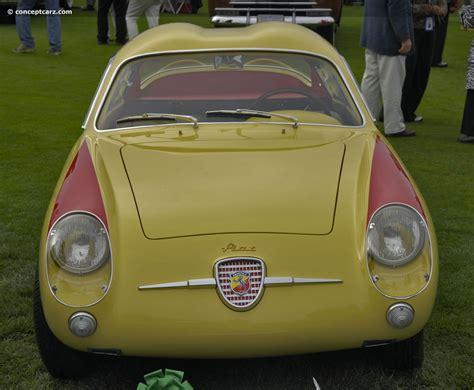 zagato cars 1959 abarth 750 gt zagato record monza conceptcarz