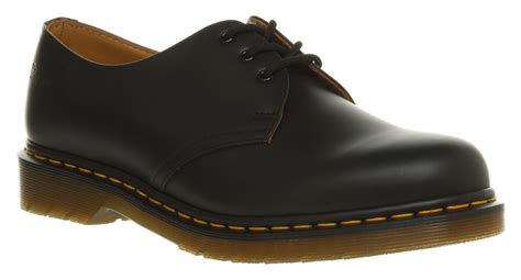dr comfort shoes retailers dr martens 3 eye lace shoes in black for men save 6 lyst
