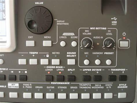 Keyboard Korg Pa900 Baru korg pa900 image 763143 audiofanzine