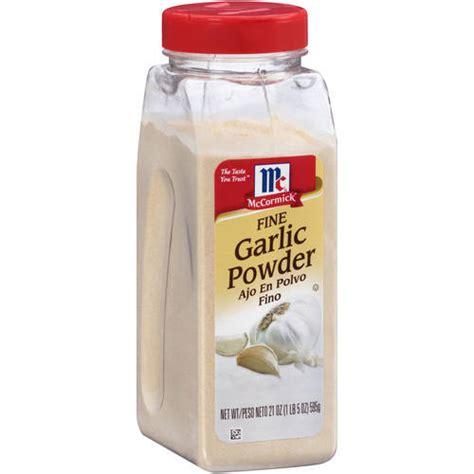 Garlic Powder Alsultan mccormick garlic powder 21 oz walmart