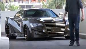 Modified Chrysler Crossfire Car Pictures And Photo Galleries Autoblog