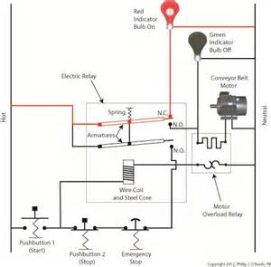 motor relay wiring diagrams
