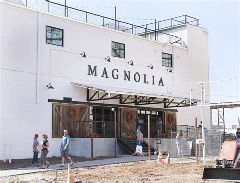 magnolia farms waco texas the following is from this surprise soft opening draws house proud hordes to magnolia