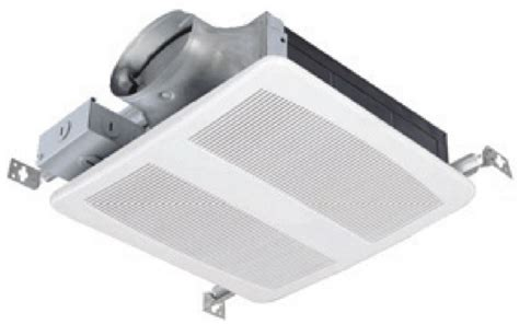 low profile bathroom fan s p pclp low profile bath fan wall or ceiling