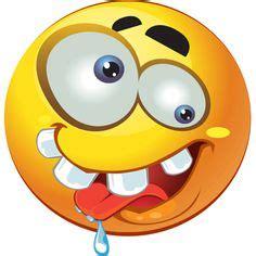 emoji silly goofy faces images emoji emoticon