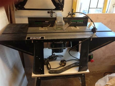 craftsman router table mk includes elu  router